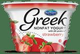 Normans Strawberry Greek Yogurt 6oz