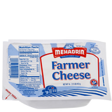 Mehadrin Farmers Cheese, 1lb