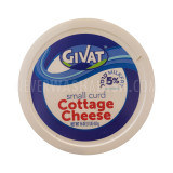 Givat Small Curd 5% Cottage Cheese, 453g