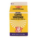 Haddar Non-Dairy Coffee Whitener, 16 Oz