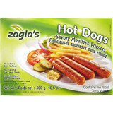Zoglo's Meatless Hot Dogs, 10 Oz