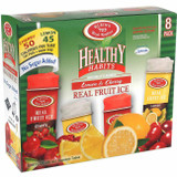 Klein's Lemon & Cherry Real Fruit Ices 8pk, 89ml