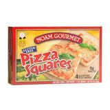 Noam Gourmet Gluten Free Pizza Squares 4pk, 8 Oz