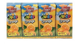 Lieber's Juicy Orange 4pk, 6 Oz