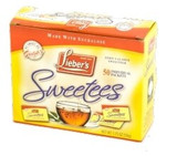 Lieber's Sweetees 50pk, 50g