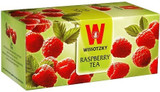 Wissotzky Raspberry Tea 25pk, 50g