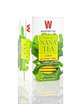 Wissotzky Nana Lemon Tea 20pk, 44g