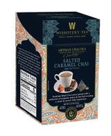 Wissotzky Salted Caramel Chai Tea 16pk, 2.2g