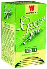 Wissotzky Green Tea With Lemongrass & Verbena 20pk, 30g