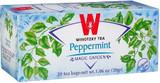 Wissotzky Peppermint Tea 20pk, 40g