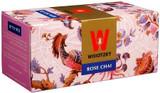 Wissotzky Rose Chai Tea 20pk, 40g