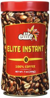 Elite Instant Coffee, 7 Oz