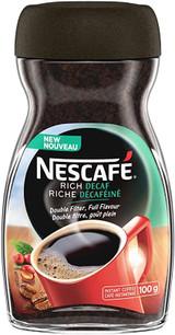 Nescafe Rich Decaf Coffee, 100g