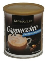 Aromaville Sugar-Free Cappuccino Mix, 454g