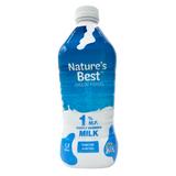 Nature's Best 1% Milk, 1.5l