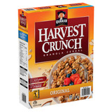 Quaker Harvest Crunch Cereal Original, 1.8kg
