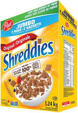 Post Jumbo Shreddies Original, 1.2kg