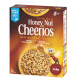 General Mills Honey Nut Cheerios, 750g