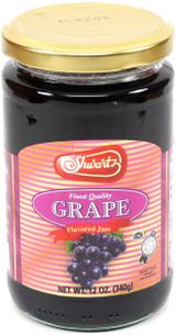Shwartz's Grape Flavoured Jam, 12 Oz