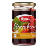 Streit's Strawberry Flavoured Jam, 12 Oz