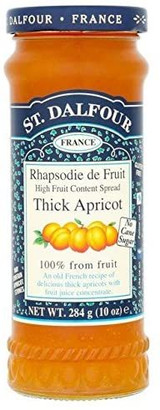 St. Dalfour Thick Apricot Jam, 225ml