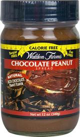 Walden Farms Chocolate Peanut Spread, 340g