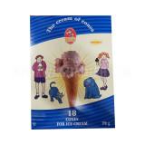 Rio Ice Cream Cones 18pk, 72g