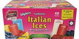 Wyler's Berry & Cherry Mix  Italian Ices, 40pk, 5lb