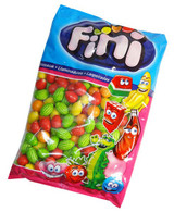 Fini Fruit Bubble Gum, 1kg