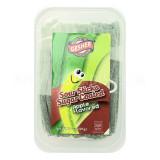 Gesher Apple Sour Sticks, 10 Oz