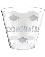 9 Oz Congrats Tumblers 30pk