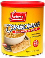 Lieber's Consomme Chicken Soup Mix, 400g