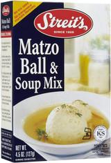 Streit's Matzo Ball & Soup Mix, 4.5 Oz