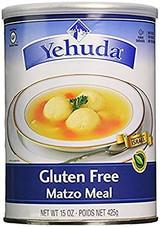 Yehuda Gluten Free Matzo Meal, 15 Oz