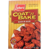 Lieber's Bar-B-Que Coat' N Bake, 77g
