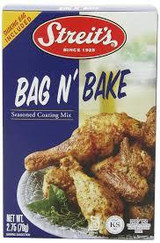 Streit's Bag N' Bake Seasoned Coating Mix, 78g