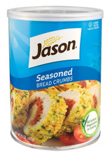 Jason Seasoned Bread Crumbs, 15 Oz