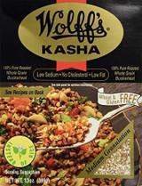 Wolff's Kasha Medium Granulation Buckwheat, 369g