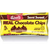 Bloom's Real Chocolate Chips, 255g