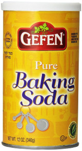 Gefen Pure Baking Soda, 340g