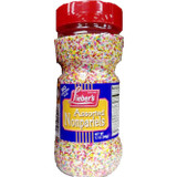 Lieber's Assorted Nonpariels Sprinkles, 340g