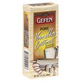 Gefen Pure Vanilla Extract, 59ml