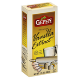 Gefen Imitation Vanilla Extract, 59ml