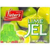 Lieber's Lime Jel, 85g