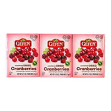 Gefen Sweetened Dried Cranberries 6pk, 21g