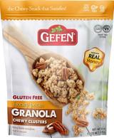 Gefen Honey Pecan Granola Chewy Clusters, 170g