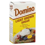 Domino Light Brown Sugar, 453g