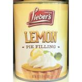 Lieber's Lemon Pie Filling, 595g