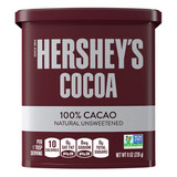 Hershey's 100% Natural Unsweetened Cocoa, 226g