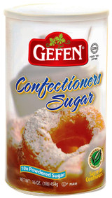 Gefen Confectioners Sugar, 454g